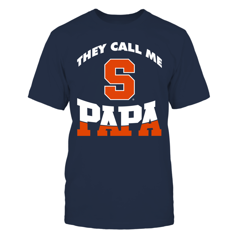 Syracuse Orange - They Call Me Papa Front picture