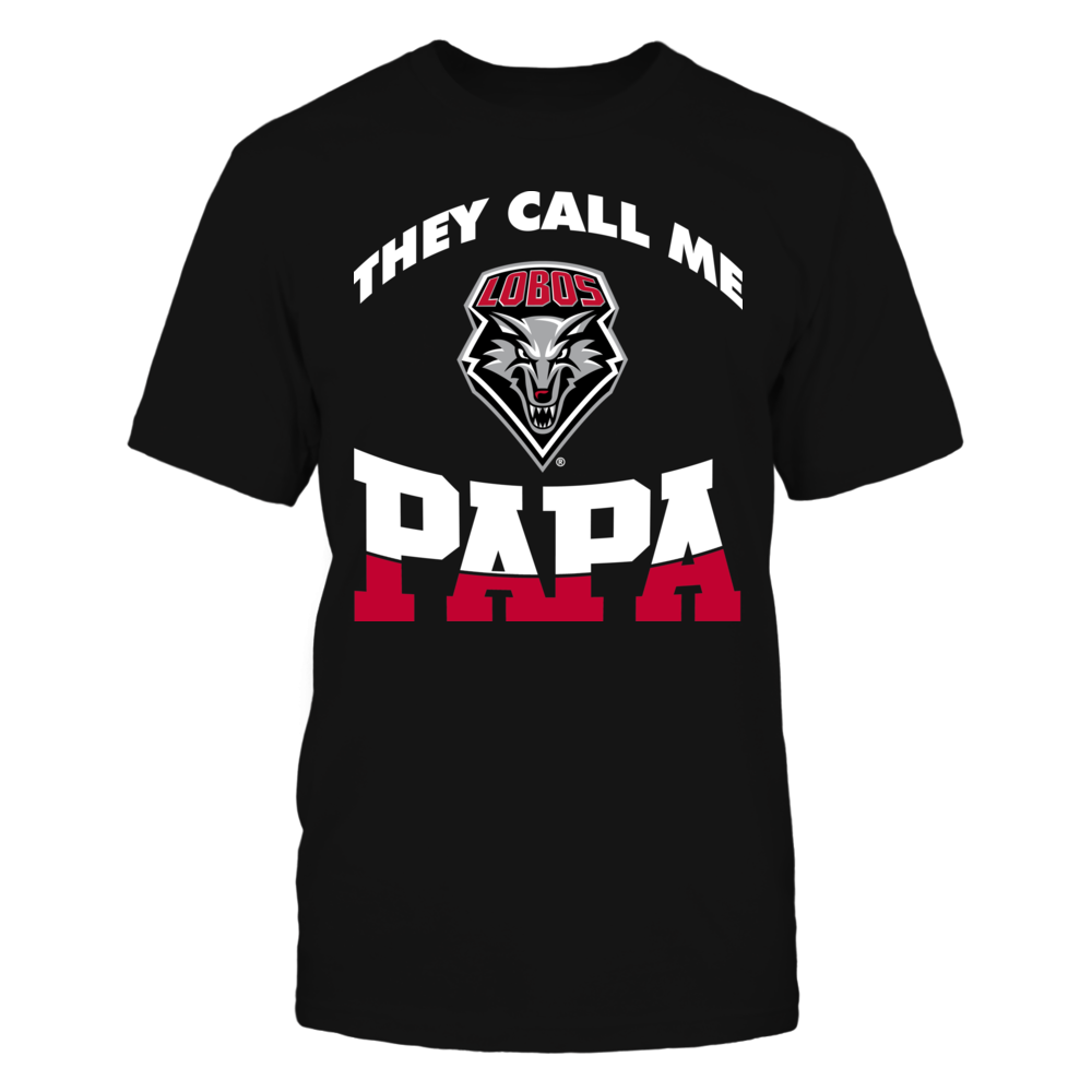 New Mexico Lobos - They Call Me Papa Front picture