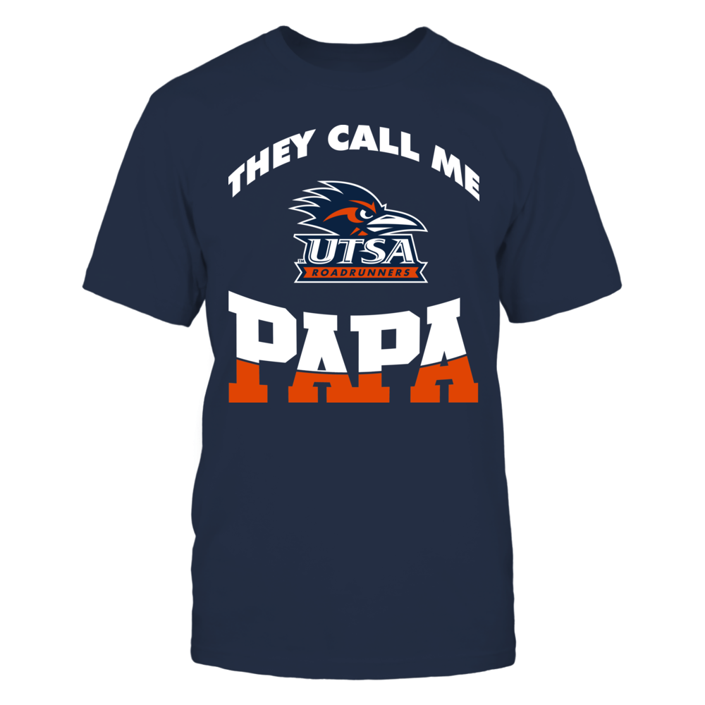 UTSA Roadrunner - They Call Me Papa Front picture