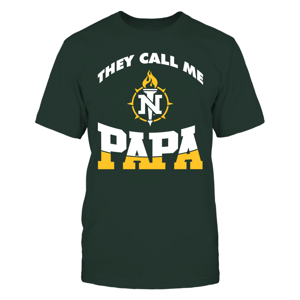 Northern Michigan Wildcats - They Call Me Papa Front picture