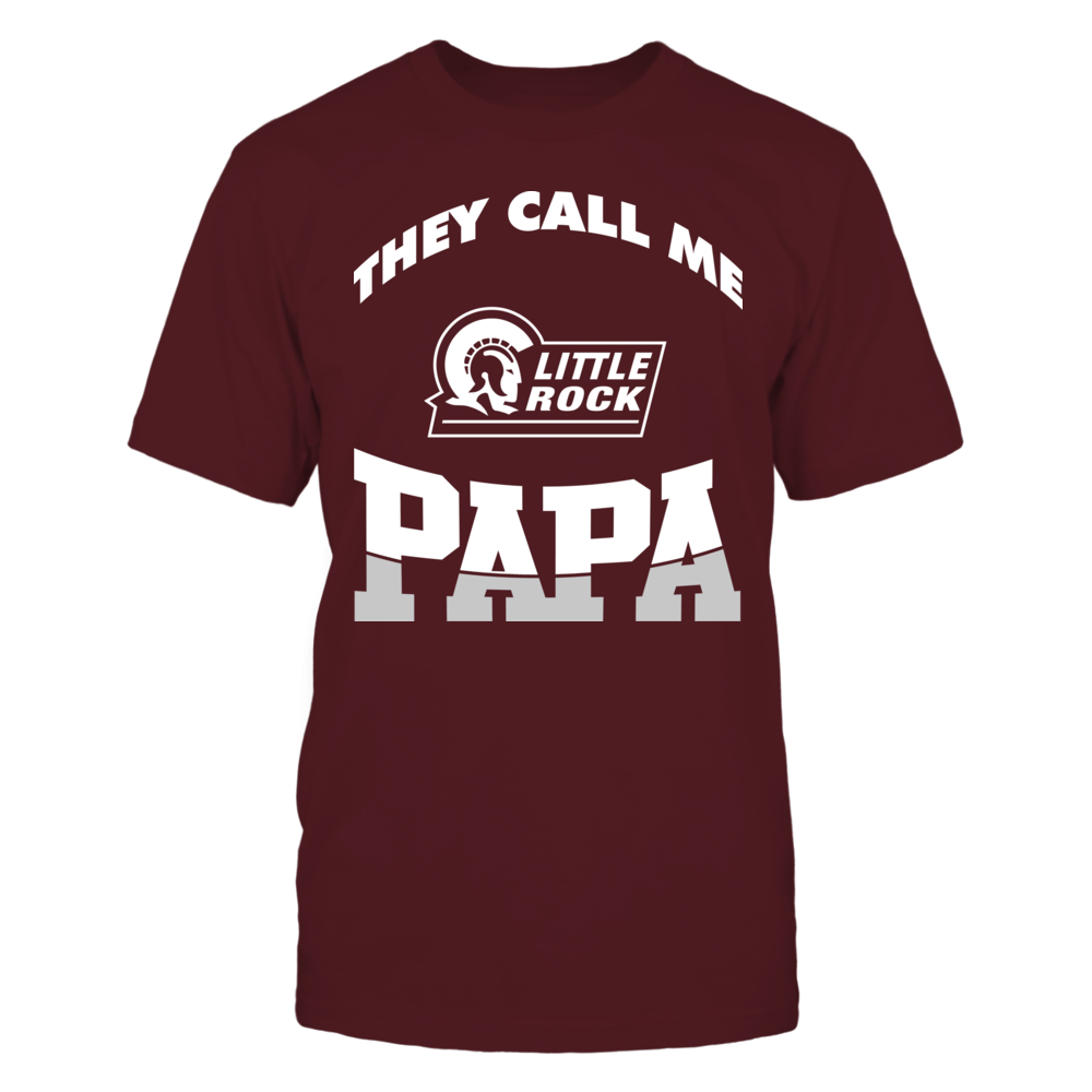 Arkansas Little Rock Trojans - They Call Me Papa Front picture