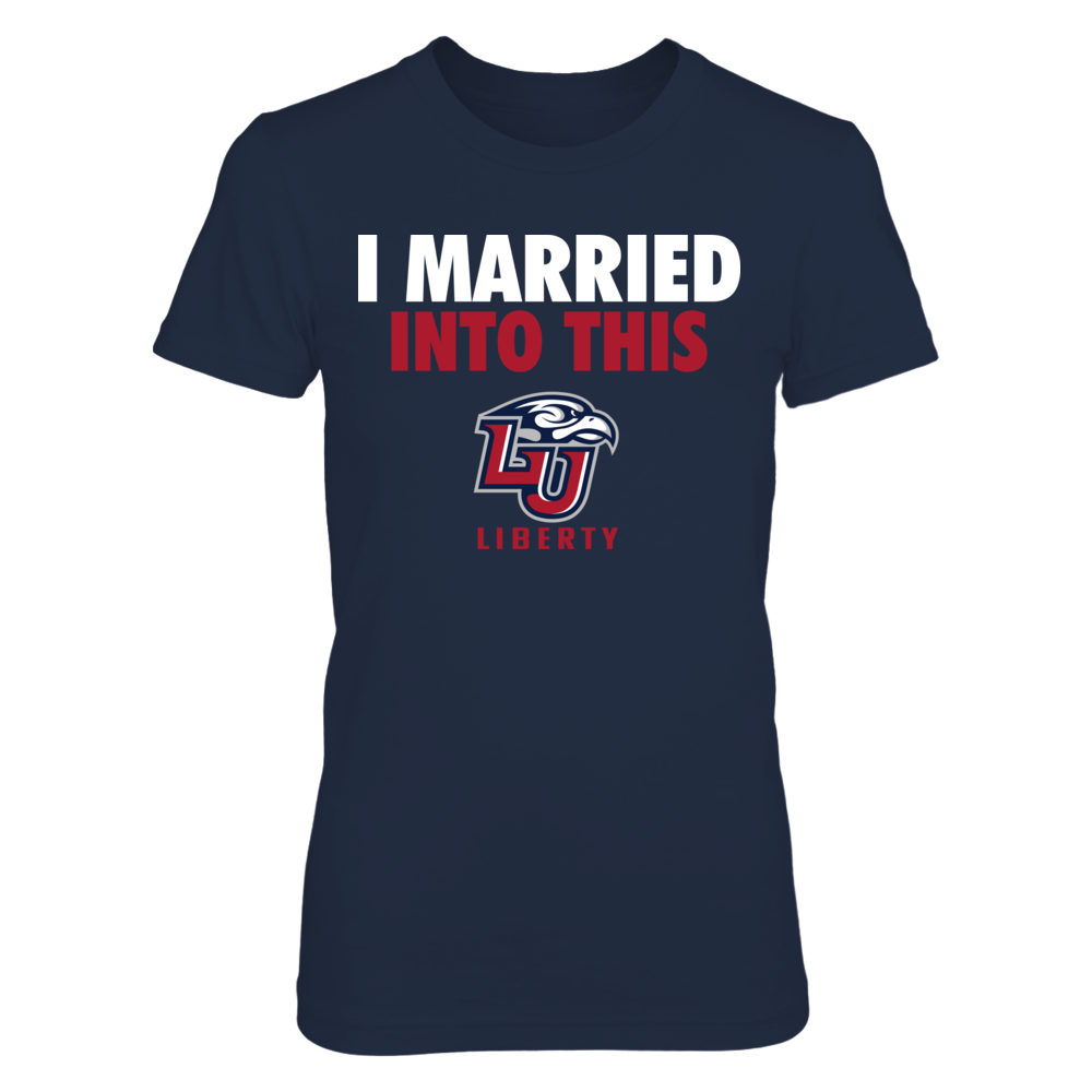 Liberty Flames - Married Into This Front picture