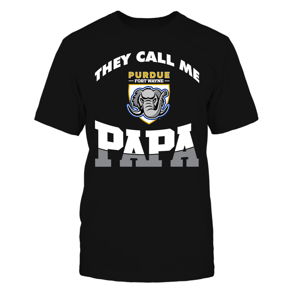 IPFW Mastodons - They Call Me Papa Front picture