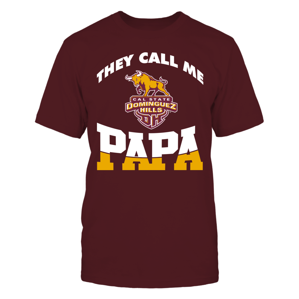 Cal State Dominguez Hills Toros - They Call Me Papa Front picture