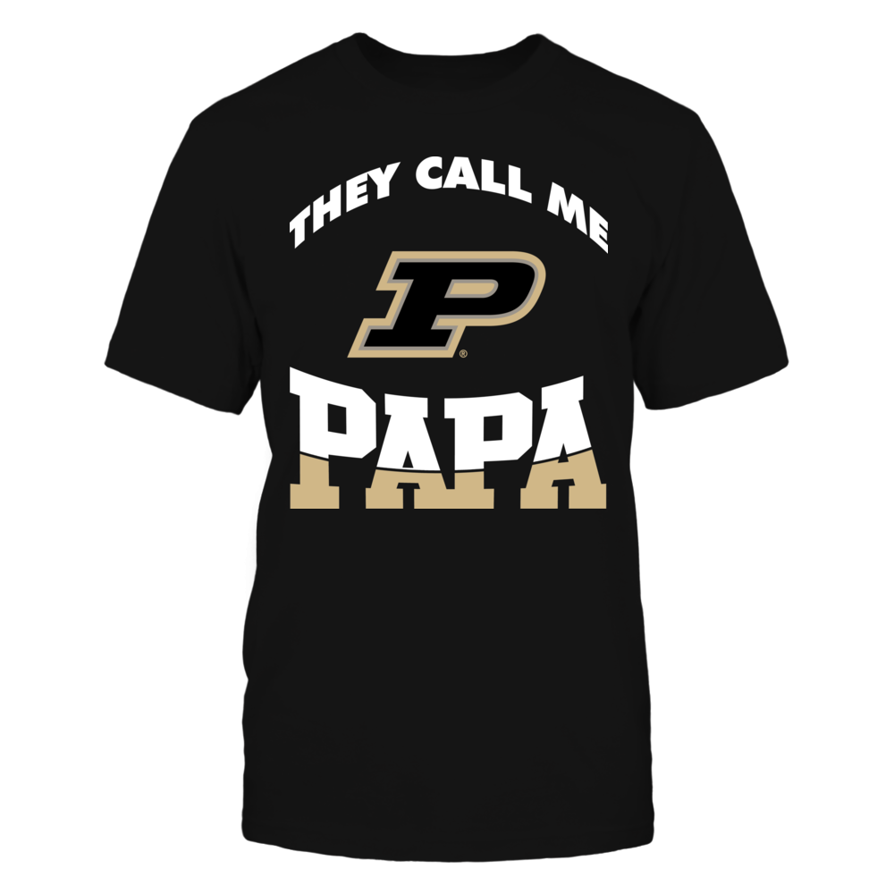 Purdue Boilermakers - They Call Me Papa Front picture
