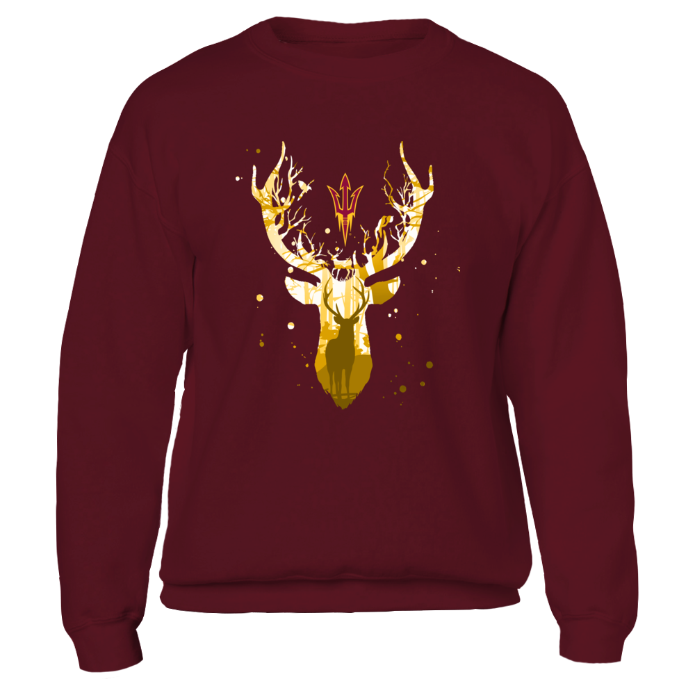 Arizona State Sun Devils - Hunting - Deer Inside Deer - IF-IC78-DS45 Front picture