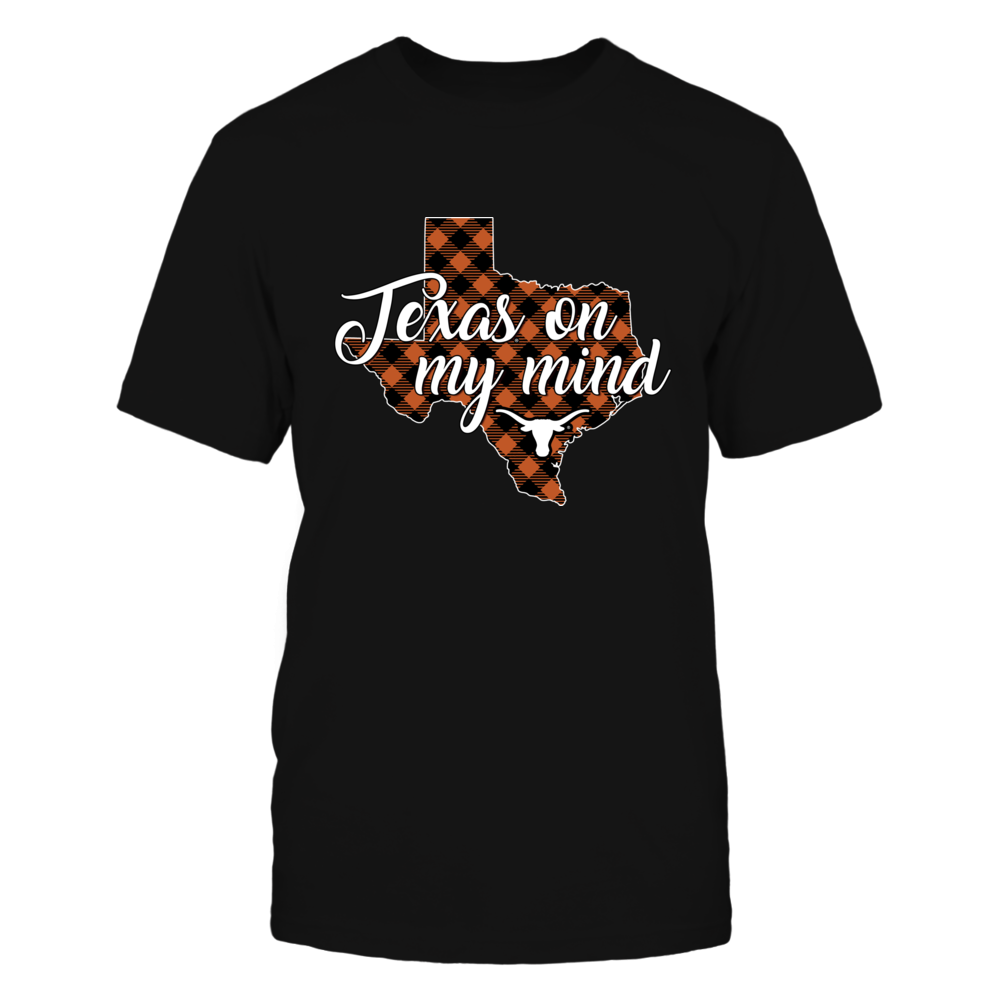 Texas Longhorns - Texas On My Mind Front picture