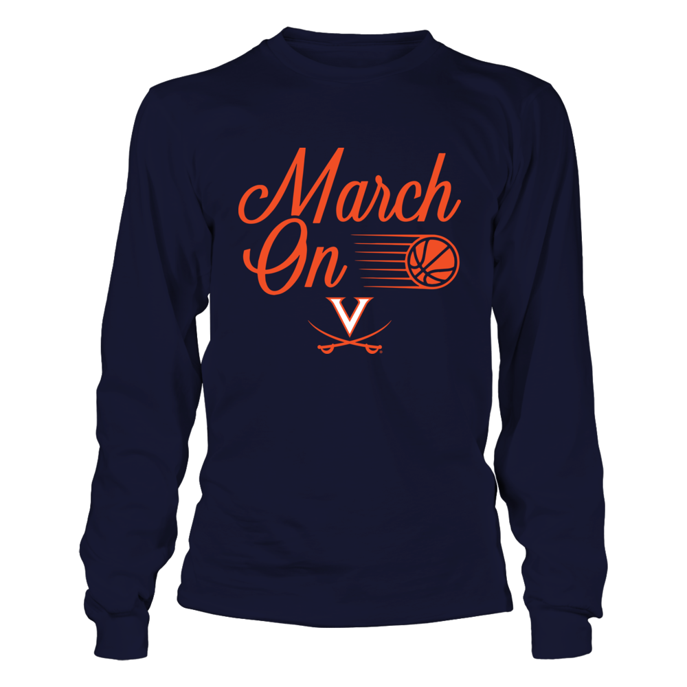 Virginia Cavaliers - March On Front picture