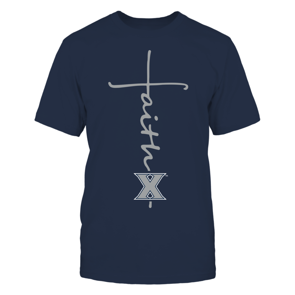 Xavier Musketeers - Faith in Cross Shape Front picture