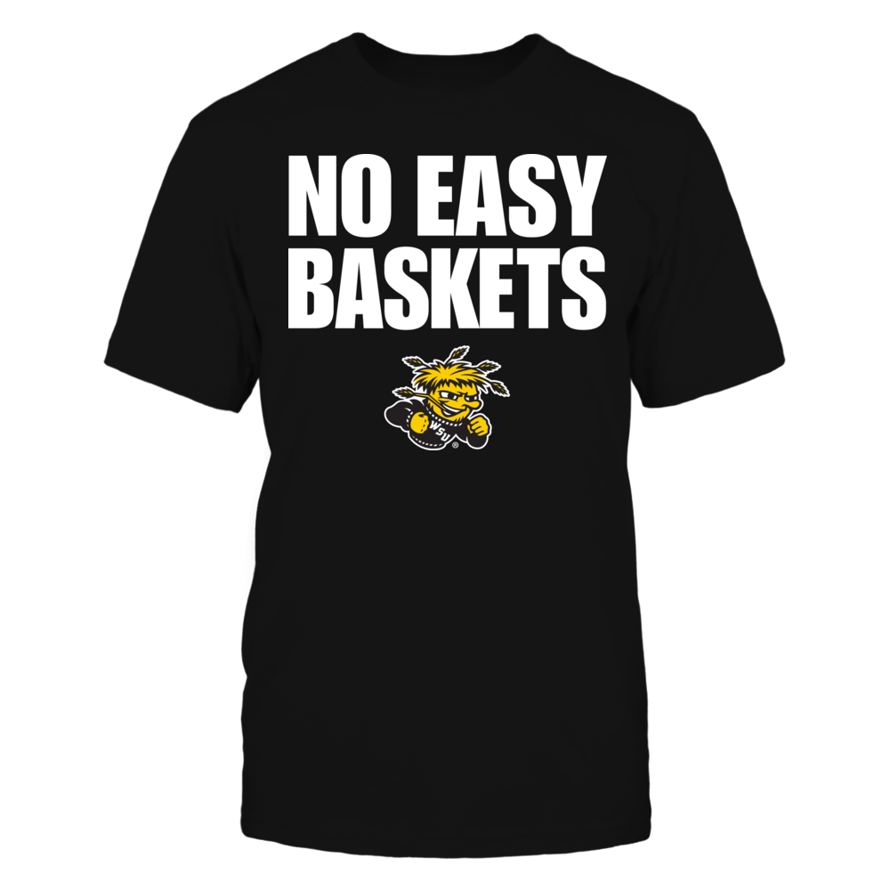 Wichita State Shockers - No Easy Baskets Front picture