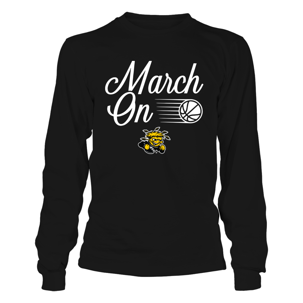 Wichita State Shockers - March On Front picture