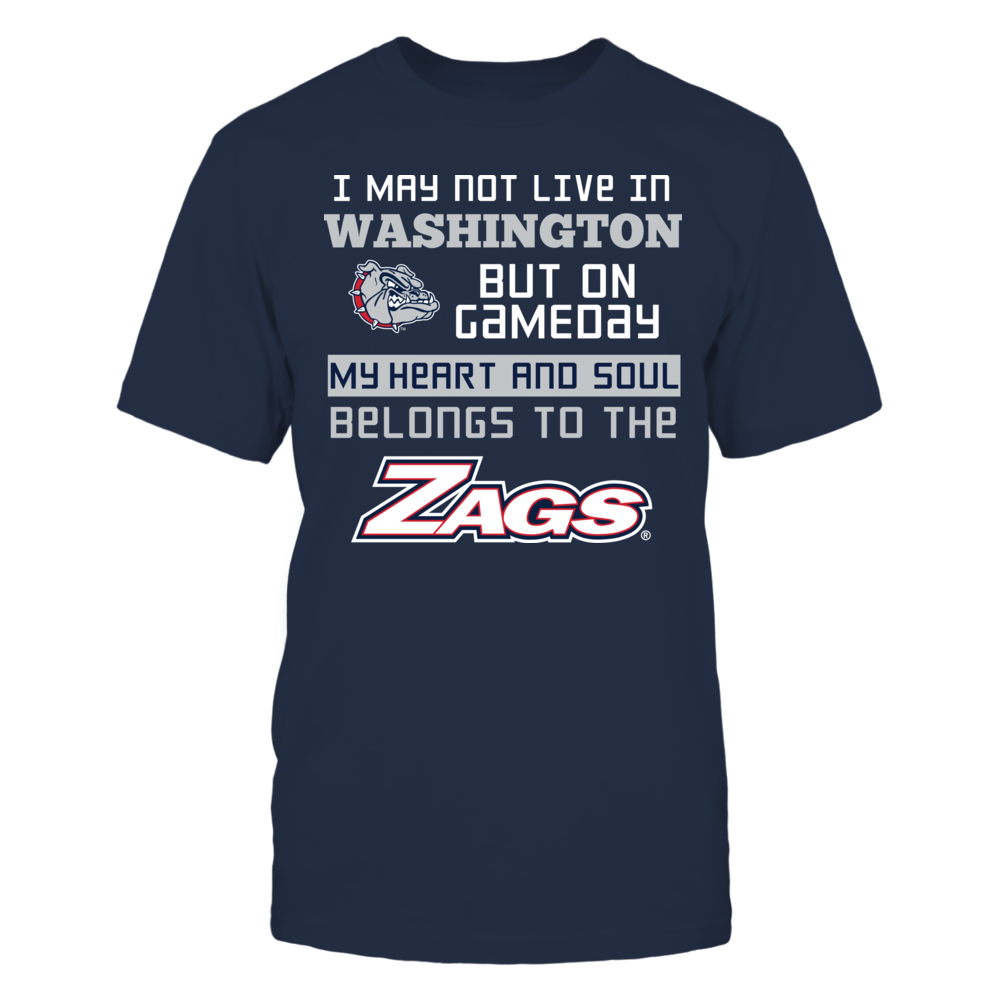 Gonzaga Bulldogs - Belongs to The Zags Front picture