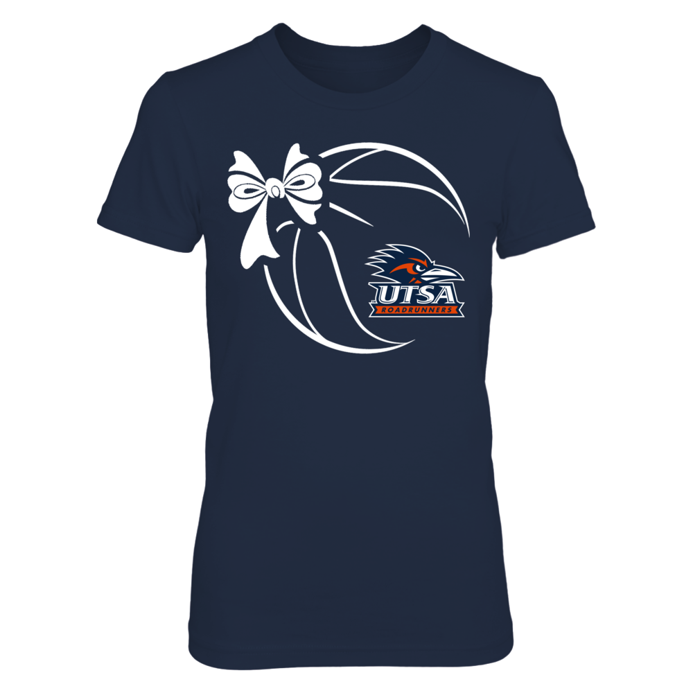 UTSA Roadrunners - Basketball Ribbon Front picture