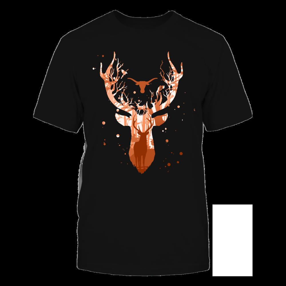Texas Longhorns - Hunting - Deer Inside Deer Front picture