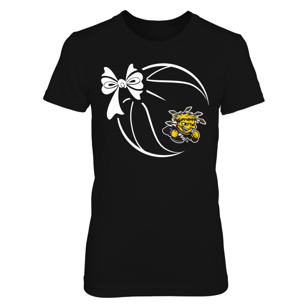 Wichita State Shockers - Basketball Ribbon Front picture