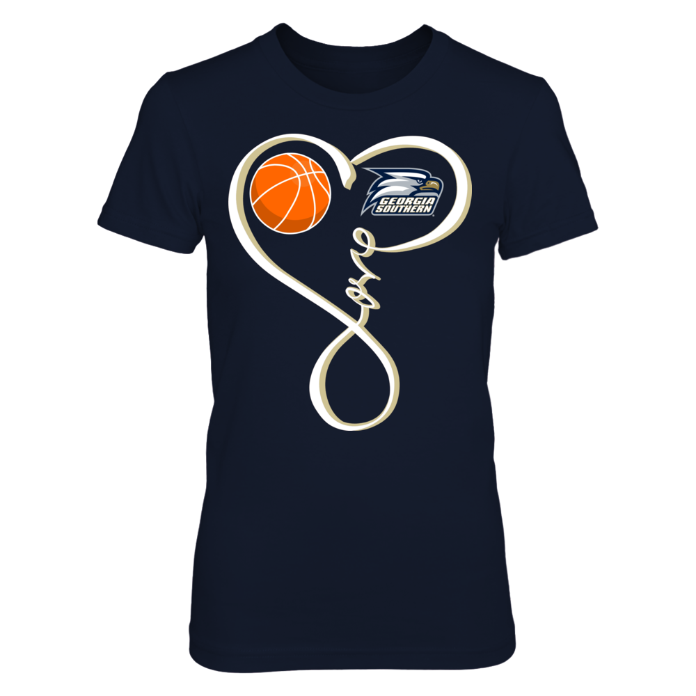 Georgia Southern Eagles - Basketball Love Loop Front picture