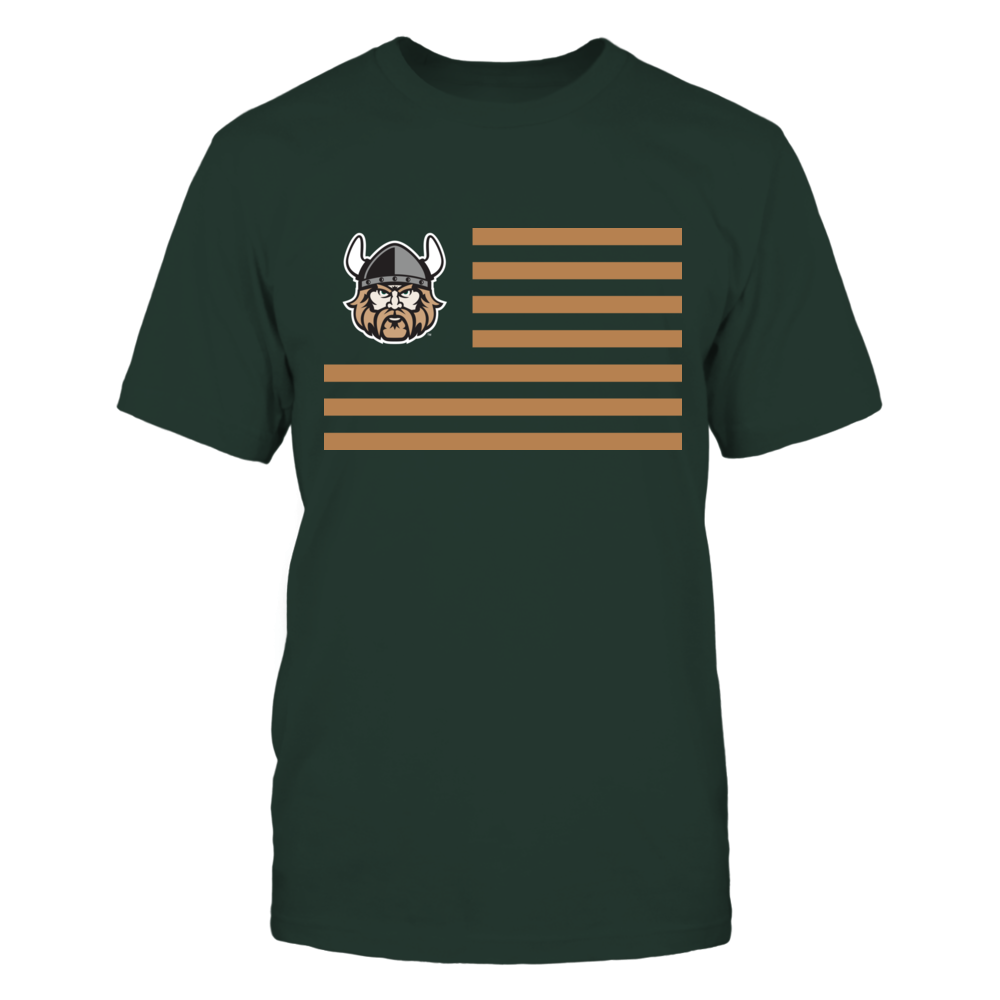 Cleveland State Vikings & Stripes Front picture