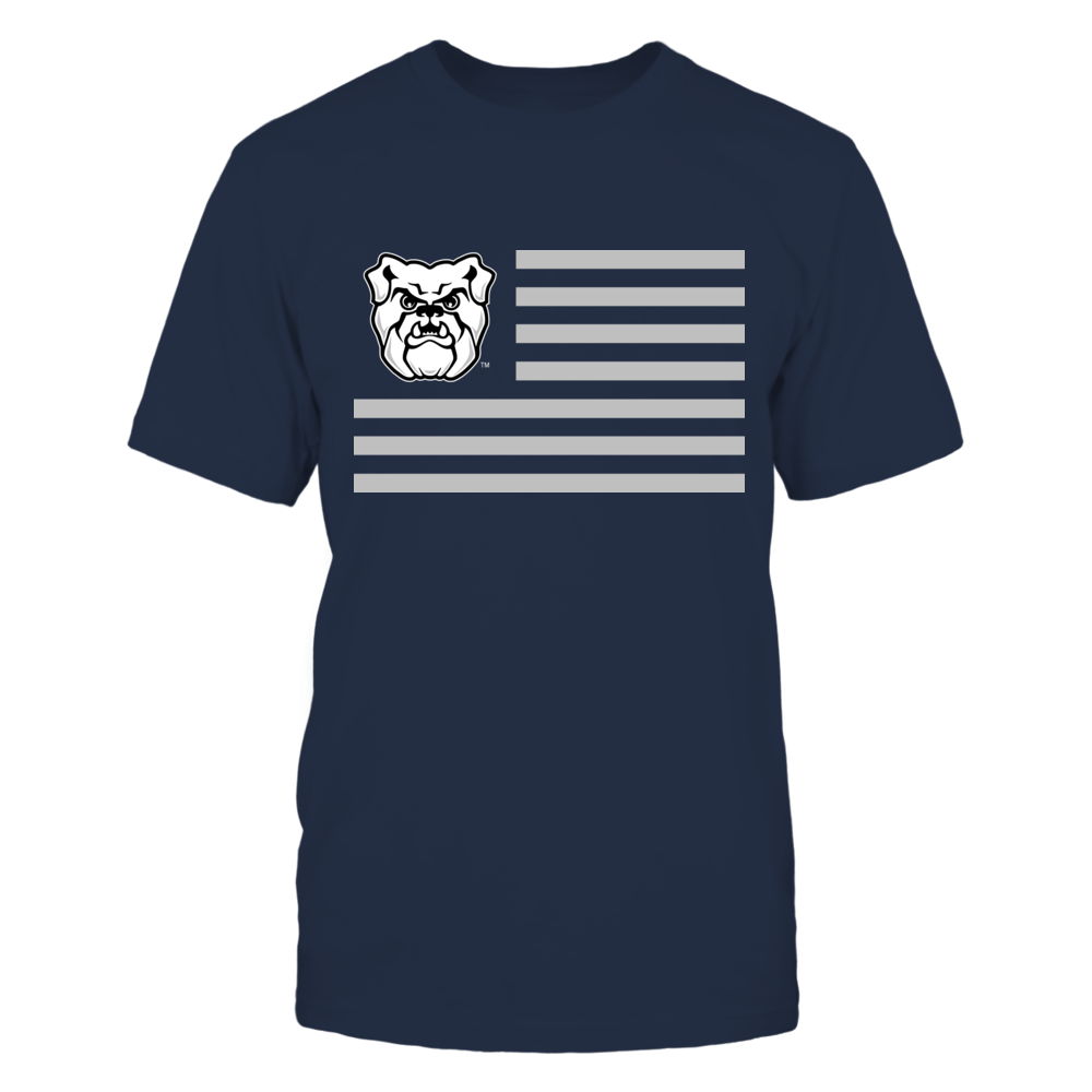 Butler Bulldogs & Stripes Front picture