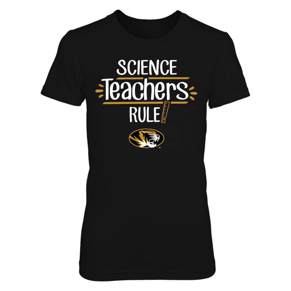 Mizzou Tigers - Science Teachers Rule Front picture
