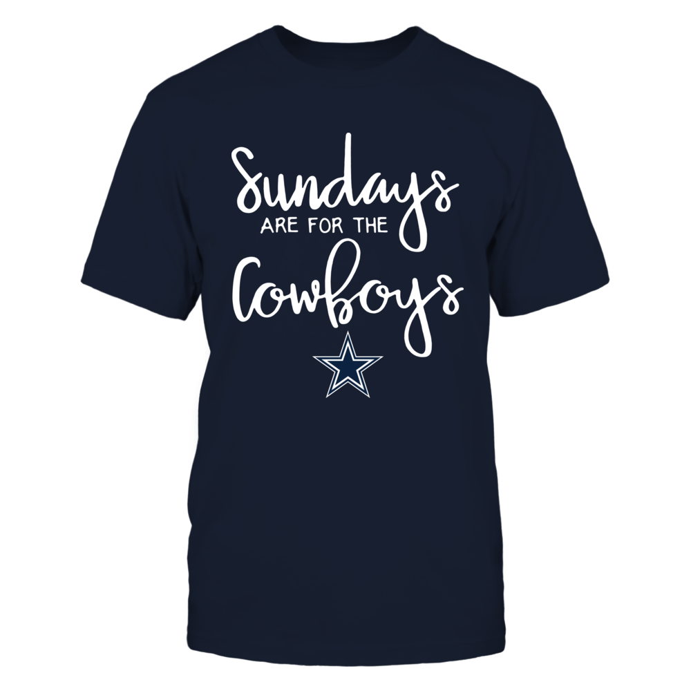 Dallas Cowboys - Sundays Are For The Cowboys Front picture