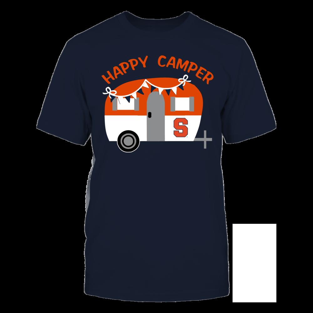 Syracuse Orange - Vintage Camper Front picture