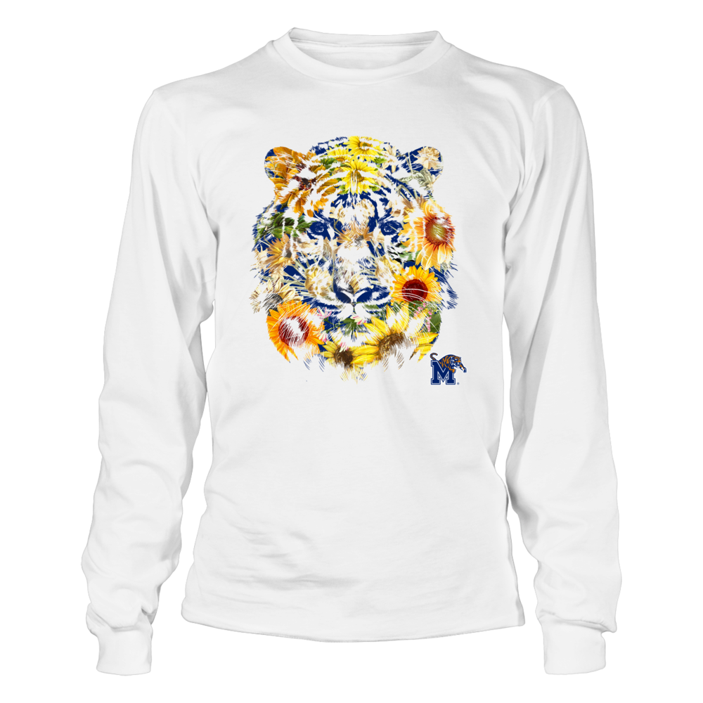 Memphis Tigers - Sunflower Mascot - Tiger Front picture