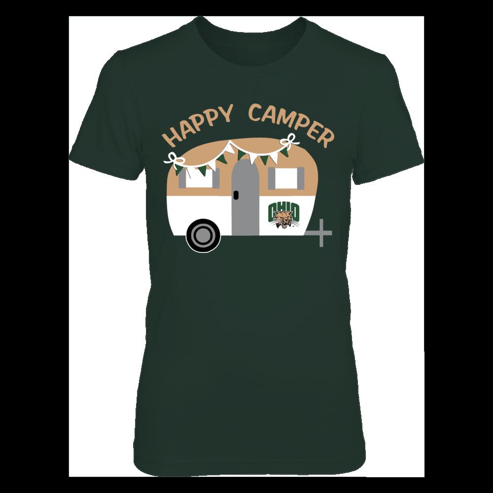Ohio Bobcats - Vintage Camper Front picture