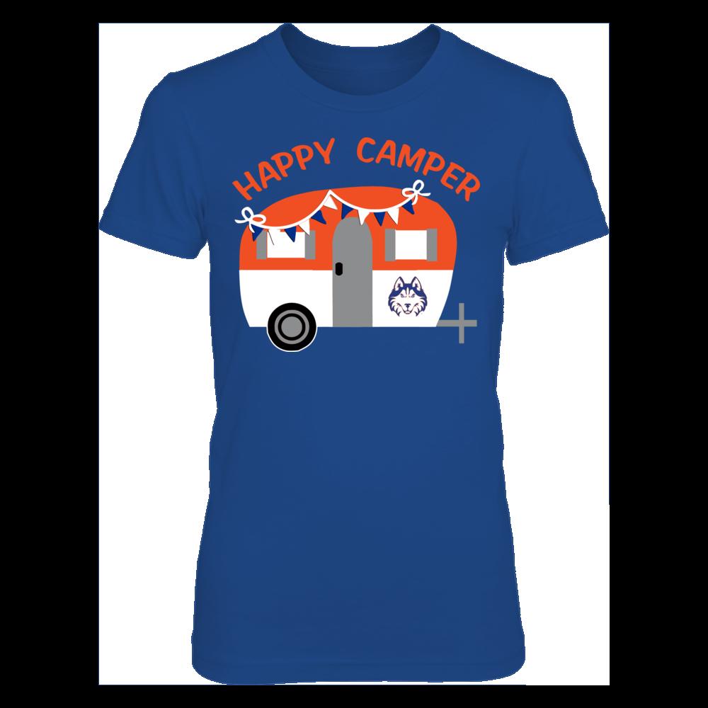 Houston Baptist Huskies - Vintage Camper Front picture