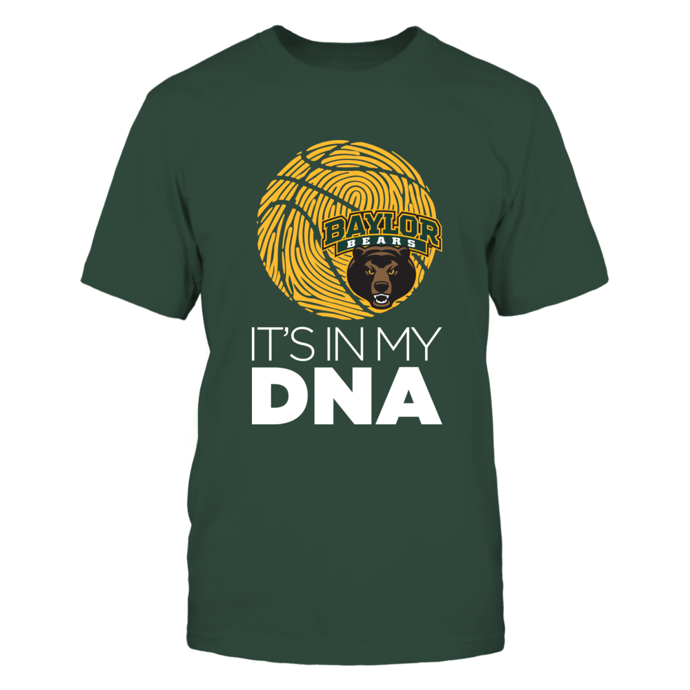 Baylor Bears - Basketball - It's In My DNA Front picture
