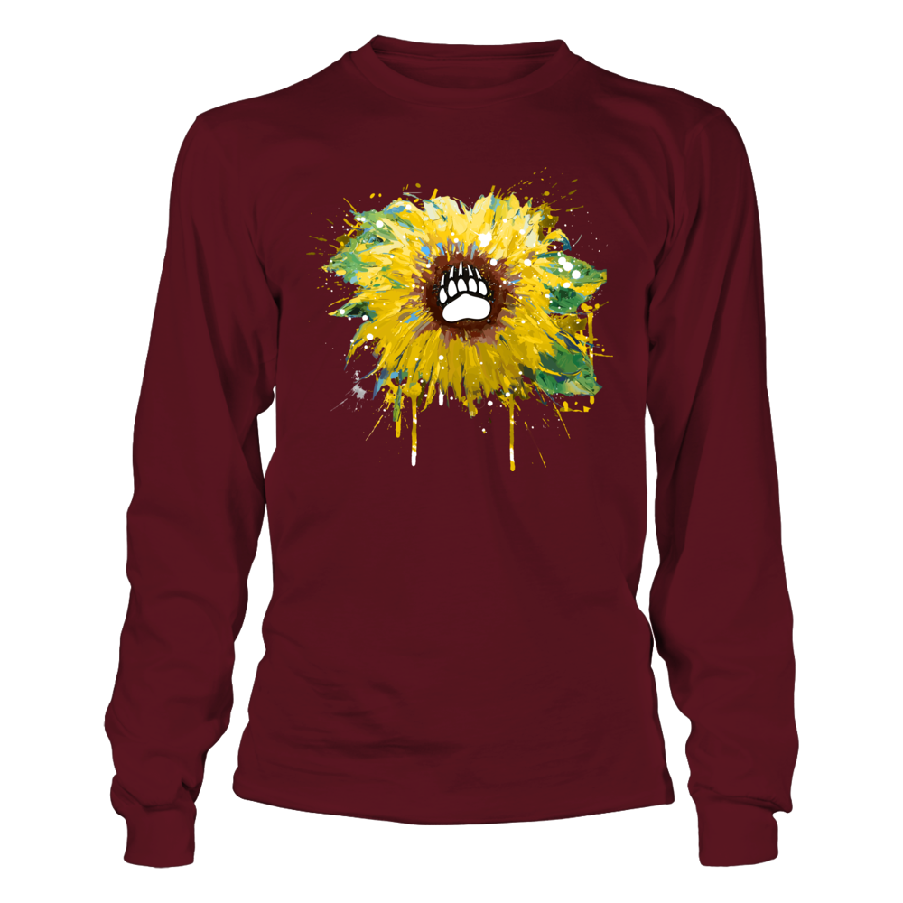 Montana Grizzlies - Color Drop Sunflower Front picture