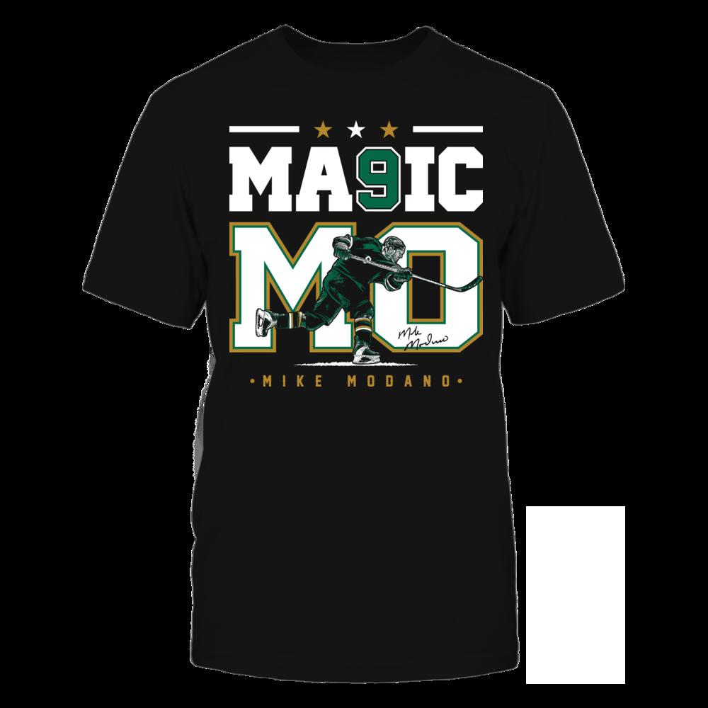 Mike Modano - Magic Mo Front picture