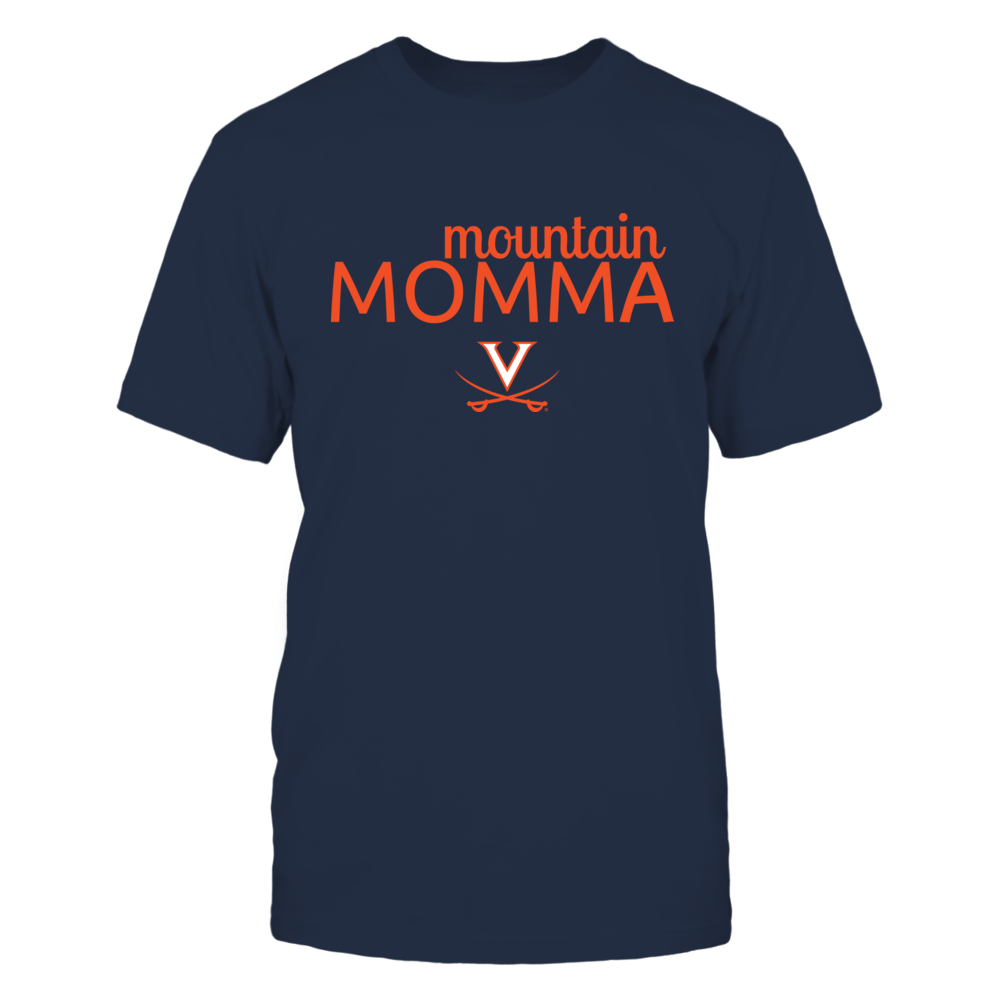 Virginia Cavaliers - Mountain Momma Front picture