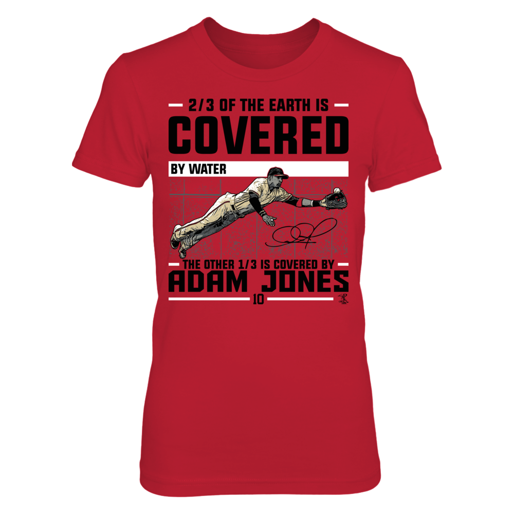 Adam Jones - Covered By Front picture