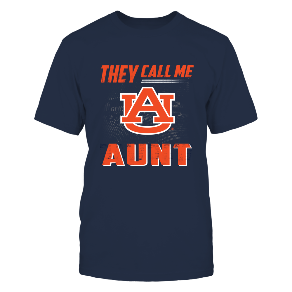 Auburn Tigers - They Call Me Aunt Front picture