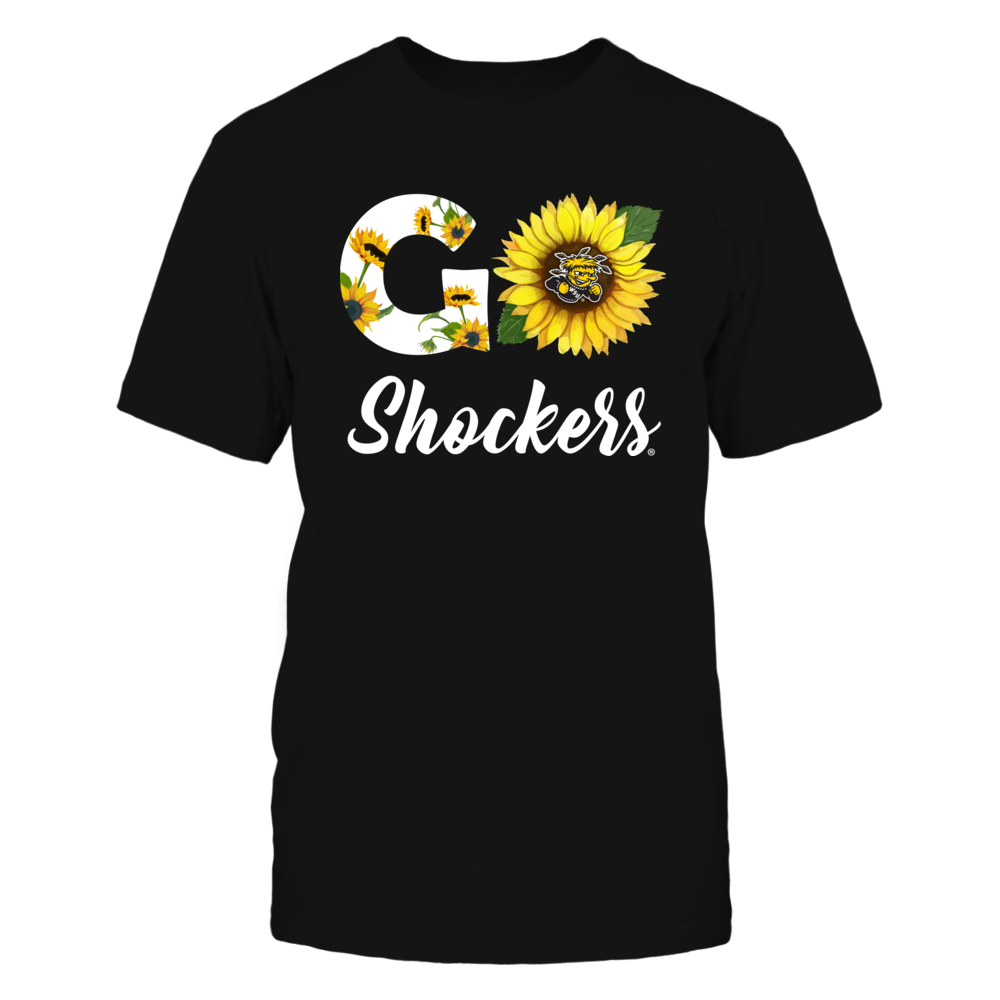 Wichita State Shockers - Sunflower Slogan Front picture