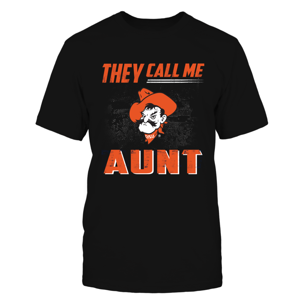 Oklahoma State Cowboys - They Call Me Aunt Front picture