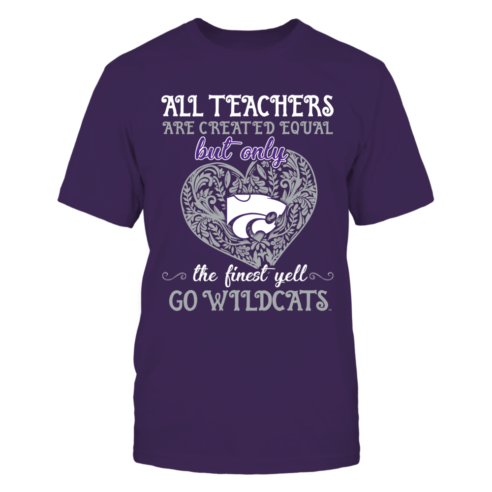 Kansas State Wildcats - Teacher - The Finest Yell Front picture