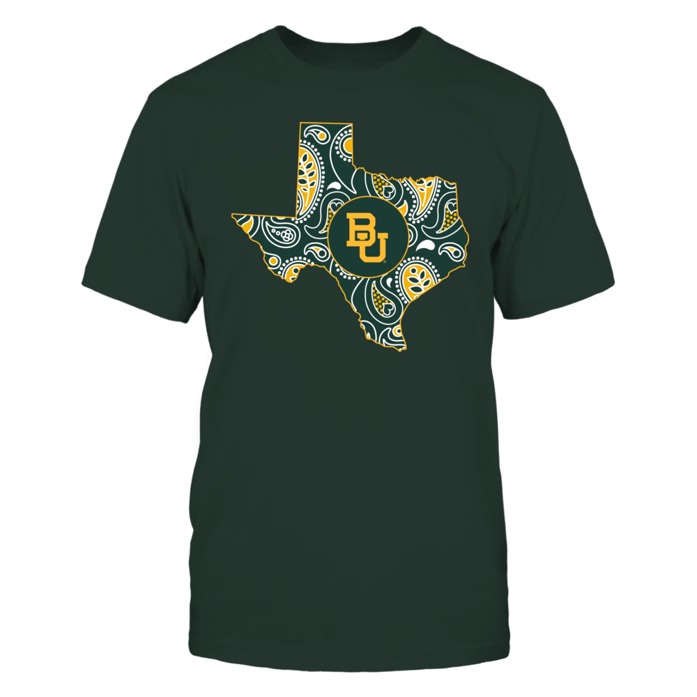 Baylor Bears - Paisley State Front picture