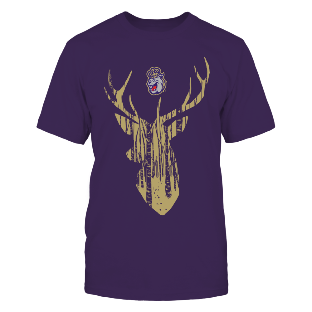 James Madison Dukes - Hunting Forest Deer Front picture
