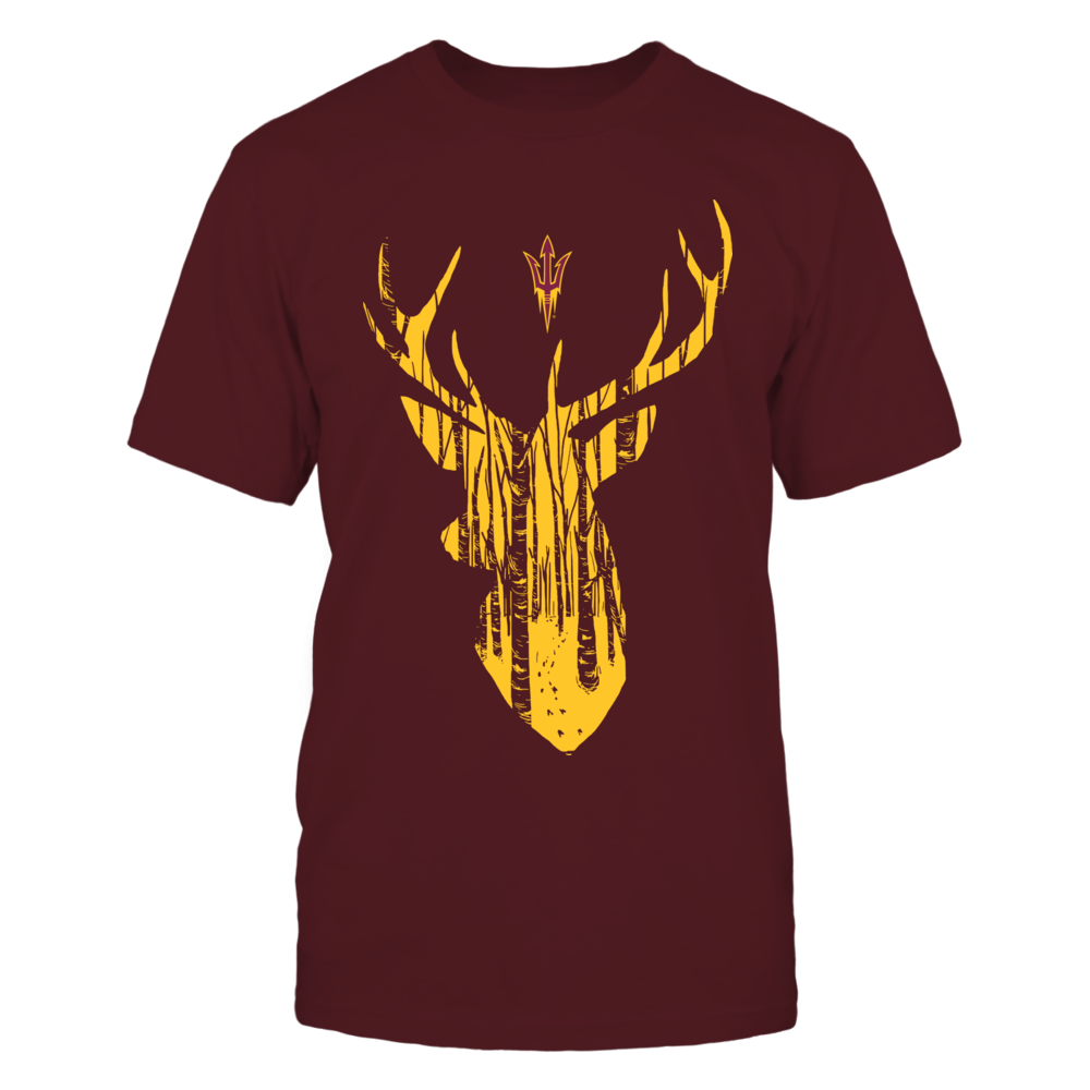 Arizona State Sun Devils - Hunting Forest Deer Front picture