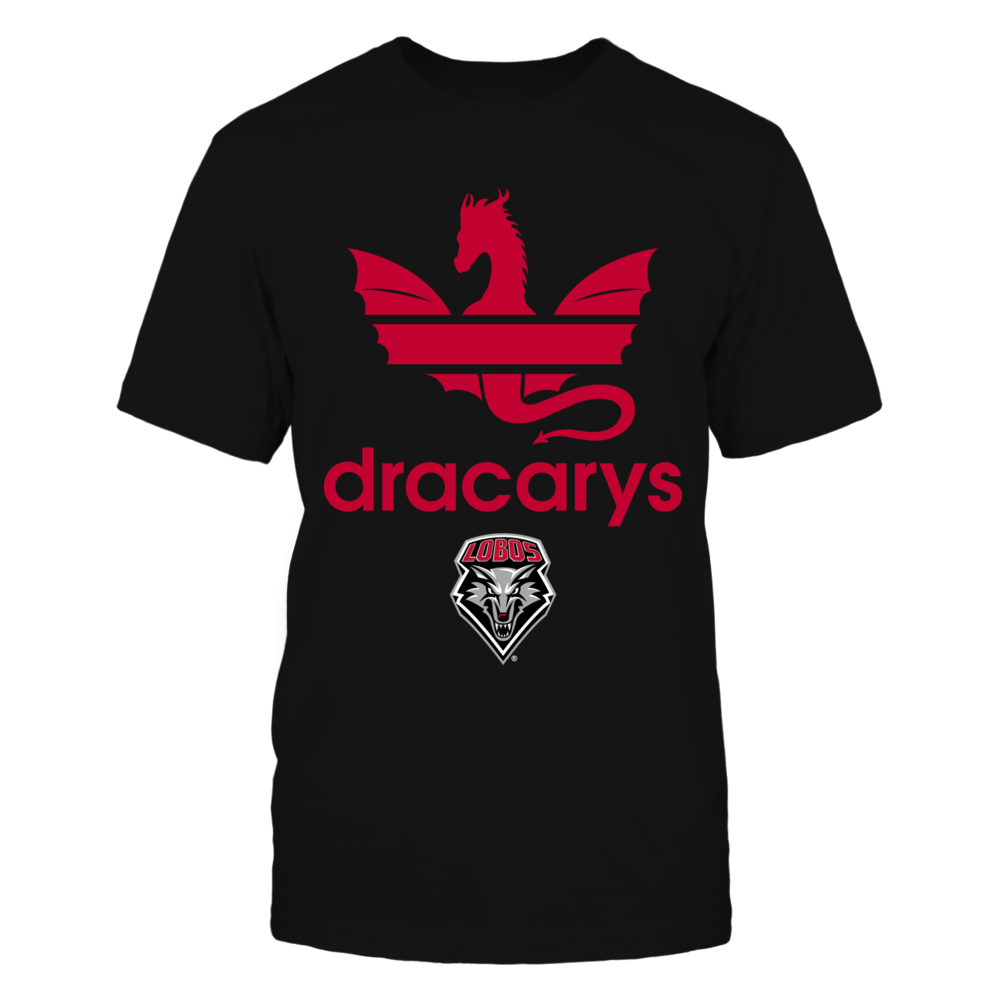 New Mexico Lobos - Dracarys Front picture