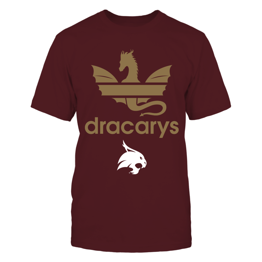 Texas State Bobcats - Dracarys Front picture