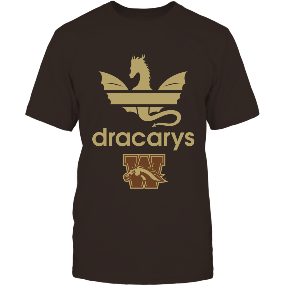 Western Michigan Broncos - Dracarys Front picture