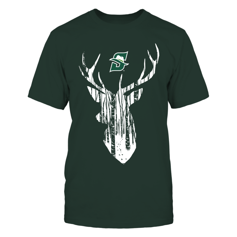 Stetson Hatters - Hunter Forest Deer Front picture