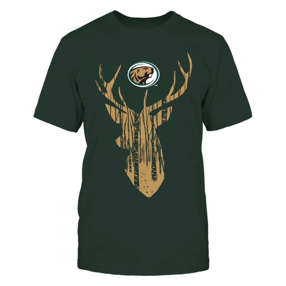 Bemidji State Beavers - Hunter Forest Deer Front picture
