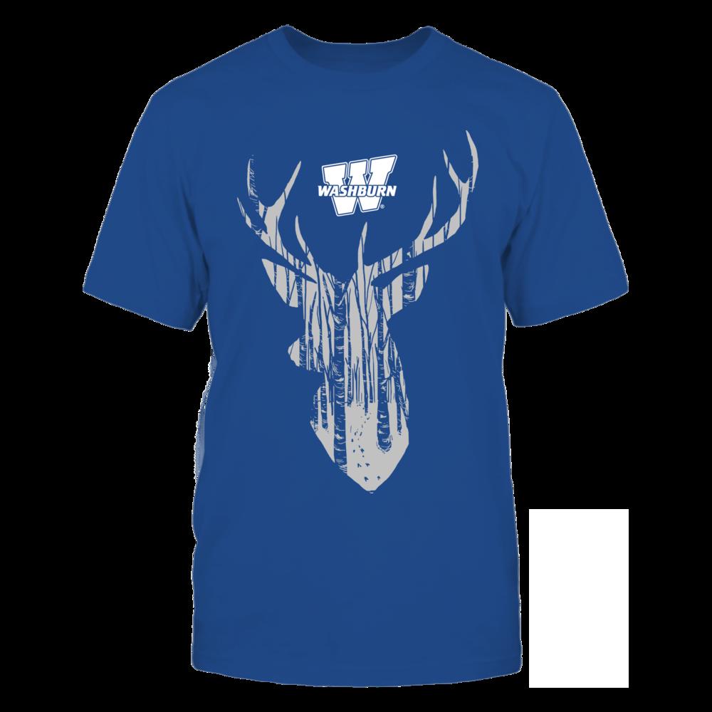 Washburn Ichabods - Hunter Forest Deer Front picture