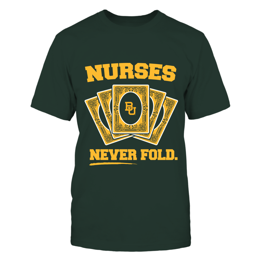 Baylor Bears - Nurses Never Fold Front picture