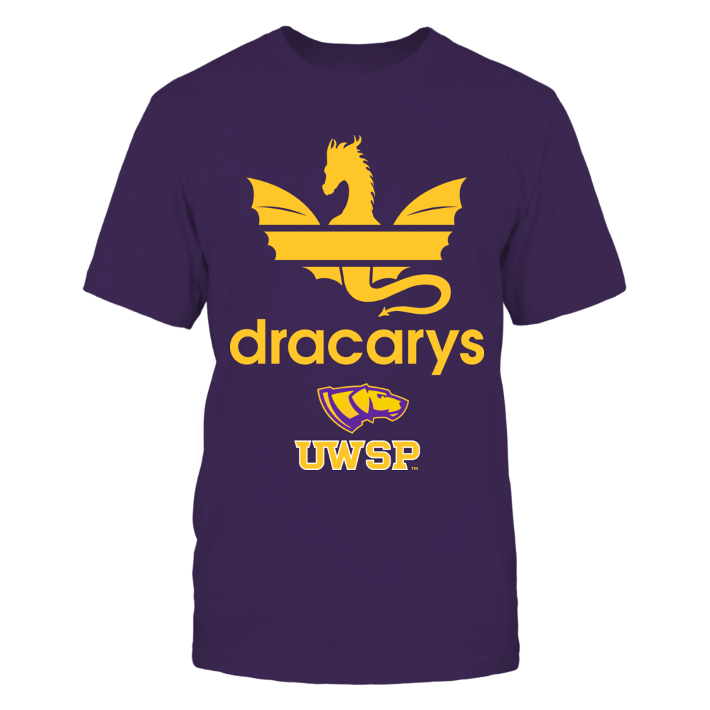 Wisconsin-Stevens Point Pointers - Dracarys Front picture
