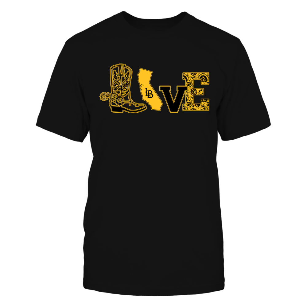Long Beach State 49ers - Love Boot Front picture