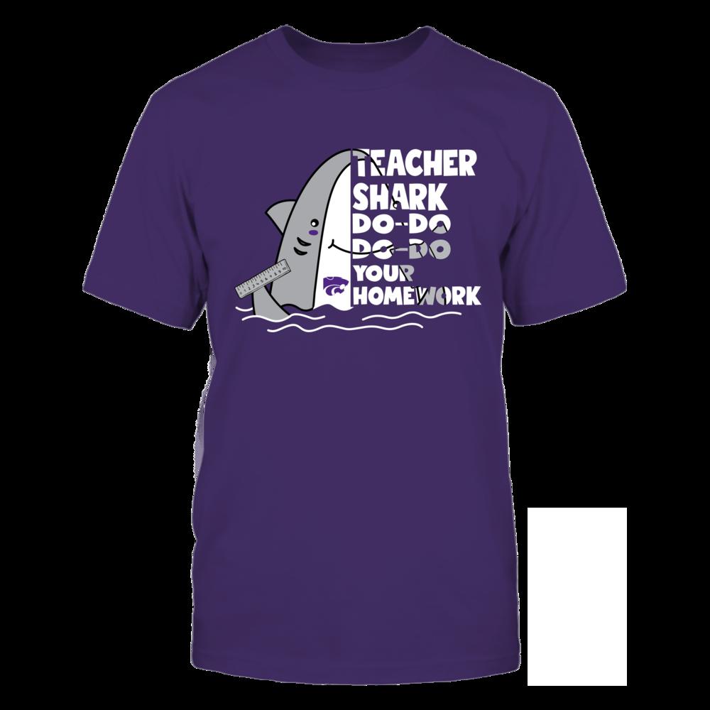 Kansas State Wildcats - Teacher - Half - Teacher Shark - IF-IC13-DS45 Front picture